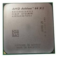 AMD Athlon 64 X2 3800+. Под заказ