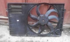 Мотор вентилятора охлаждения. Volkswagen Tiguan Audi Q3 Audi A3, 8PA, 8P1, 8P7 Двигатели: CBZB, CCZA, BPY, BZB, CMSA, CAXC, BYT, BWA, CDAA, AXX, CAWB