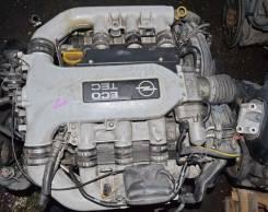 Двигатель. Opel Vectra