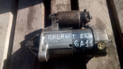 Стартер. Mitsubishi Galant, E53A Двигатель 6A11