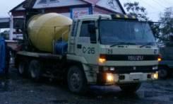 Isuzu Forward. Продается бетоносмеситель Isuzu, 17 000 куб. см., 5,00куб. м.