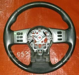 Руль. Nissan Navara, D40 Nissan Pathfinder, R51 Двигатели: V9X, VQ40DE