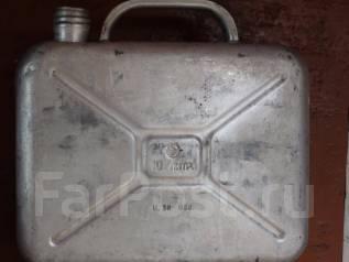 Канистра алюминиевая 10 л СССР 80- годы