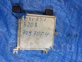 Блок управления двс. Honda CR-V, GF-RD1