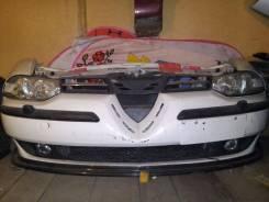 Радиатор охлаждения двигателя. Alfa Romeo 156