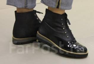 Ботинки. 35, 36