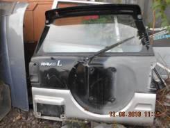 Дверь багажника. Toyota RAV4, SXA10 Двигатель 3SFE