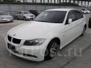 BMW 3-Series. WBAVA76020NK64789 E90, N46B20BAA307H737