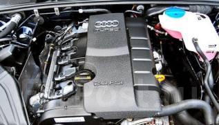 Двигатель в сборе. Audi A4, B7 Двигатель BGB. Под заказ