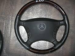 Руль. Mercedes-Benz S-Class, W221, W220