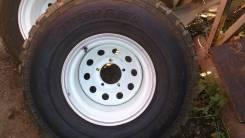 Продам комплект колес Yohogama Geolander M/T на дисках. x15