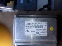 Блок управления подвеской. Audi A8, D3/4E