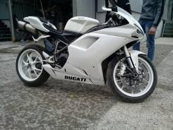 Ducati 848. 848 куб. см., исправен, птс, без пробега