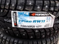 Hankook Winter i*Pike RW11. Зимние, шипованные, без износа, 1 шт