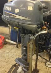 Yamaha. 4,00л.с., 4-тактный, бензиновый, нога S (381 мм), Год: 2007 год