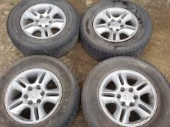 Lexus. 7.5x17, 6x139.70, ET25, ЦО 110,0мм.