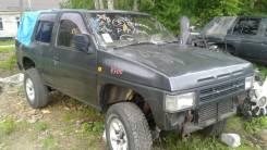 Турбина. Nissan Terrano, LBYD21, WBYD21 Nissan Datsun, BMD21 Двигатели: TD27T, TD27TI