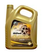 United Oil. Вязкость 5W-40, синтетическое