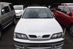 Крепление капота. Nissan Primera, HP11, WHP11, P11 Двигатель SR20VE