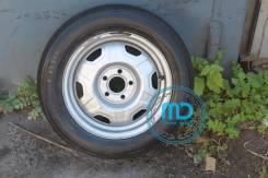 Одна шина с диском R14 5х100 + 175/65r14(могу отправить). 5.5x14 5x100.00 ET45 ЦО 60,1мм.
