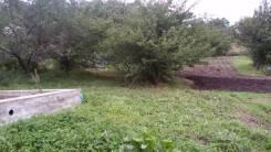 Продам земельный участок с фундаментом за зеленхозом. 1 589 кв.м., собственность, электричество, от частного лица (собственник). Фото участка