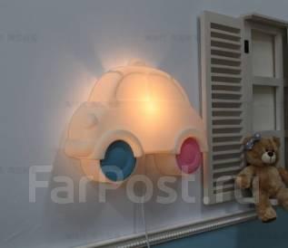 Светильники детские настенные. Под заказ