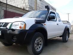 Шноркель. Nissan Navara Nissan Terrano Nissan Datsun, RMD22 Двигатели: QD32ETI, QD32TI, QD32