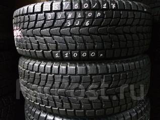 Dunlop Grandtrek SJ6. Зимние, без шипов, 2008 год, износ: 5%, 2 шт