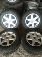 Bridgestone. 7.0x16, 5x100.00, 5x114.30, ET35, ЦО 73,0мм.