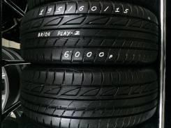 Bridgestone Playz. Летние, 2006 год, износ: 5%, 2 шт