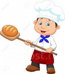 Помощник пекаря. . Улица Целинная 3