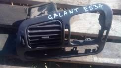Консоль панели приборов. Mitsubishi Galant, E53A Двигатель 6A11