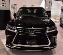 Обвес кузова аэродинамический. Lexus LX570, SUV, URJ201, URJ201W Двигатель 3URFE. Под заказ