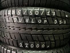 Dunlop Graspic DS2. Зимние, без шипов, 2008 год, износ: 5%, 4 шт