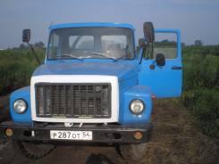 ГАЗ 3307. Продаю ас-машину ГАЗ-3307, 2 700 куб. см., 3,80куб. м.