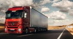 Автоэлектрик коммерческого грузового транспорта
