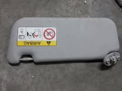 Козырек солнцезащитный. Toyota Vitz, NSP135, KSP130, NSP130, NCP131