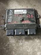 Блок управления двс. Nissan Cube, YZ11 Двигатель HR15DE