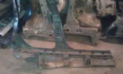 Порог пластиковый. Nissan Primera, TP12 Двигатель QR20DE