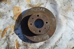Диск тормозной. Nissan Pulsar, EN15