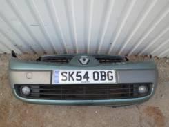 Бампер. Renault Scenic, JM Двигатели: K4J, F9Q, K9K, F4R, M9R, K4M
