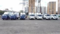 Hyundai Porter II. Новый рефрижератор Hyundai Porter ll (Хендай Портер 2) в Москве, 2 497 куб. см., 995 кг.