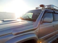 Шноркель. Toyota Hilux Surf, KDN185, KDN185W, KZN185, KZN185G, KZN185W Двигатели: 1KDFTV, 1KZTE