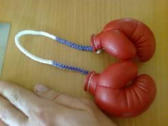 Сувенирные боксерские перчатки ручная работа