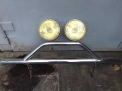 Накладка на дугу. Suzuki Jimny Двигатель K6A
