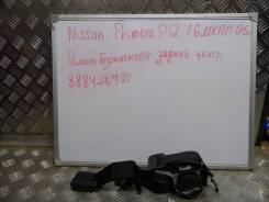 Ремень безопасности. Nissan Primera, P12 Двигатели: QG16DE, YD22DDT, QR20DE, QG18DE, F9Q