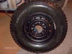 Шина без износа на диске 225/80R15
