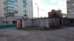 Гаражи капитальные. улица Лермонтова 52, р-н Центральный, 20 кв.м., электричество, подвал.
