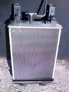 Радиатор охлаждения двигателя. Toyota bB, QNC20, QNC21 Toyota Passo Toyota Passo Sette