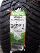 Nokian Hakkapeliitta 8. Зимние, шипованные, 2013 год, без износа, 4 шт
